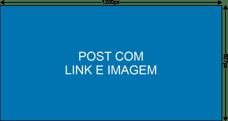 Linkedin Post com Link e Imagem 1200x627