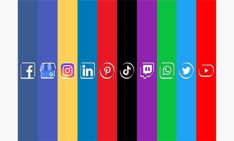 Tamanhos de imagens para redes sociais e streaming