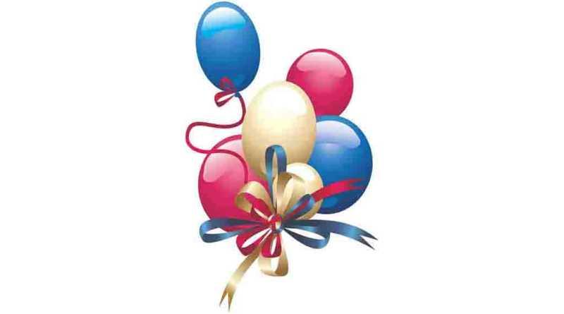 Balão PNG
