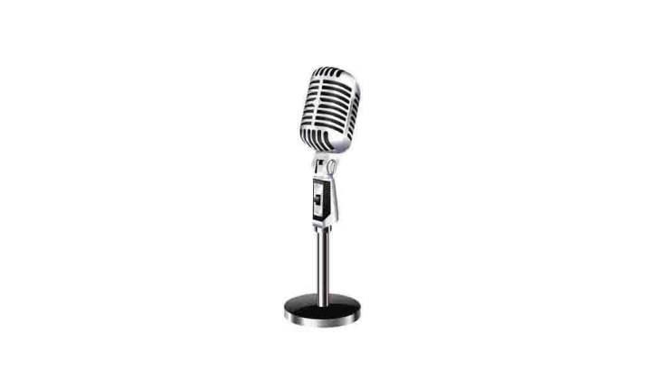 Microfone coleção imagens transparentes PNG