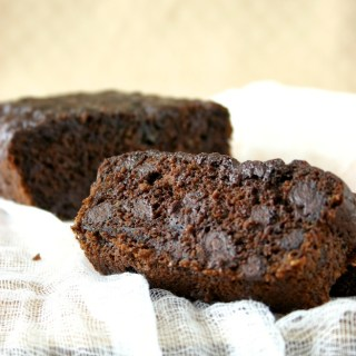 Sinfully Chocolatey Banana Bread