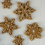 Gingerbread Snowflakes 02