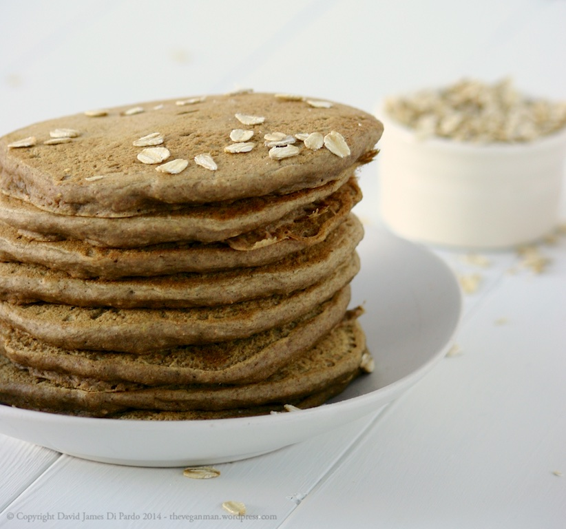 Multi-Grain Pancakes