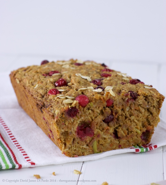 Cranberry Orange Loaf 02