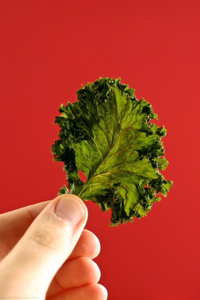 DIY Kale Chips