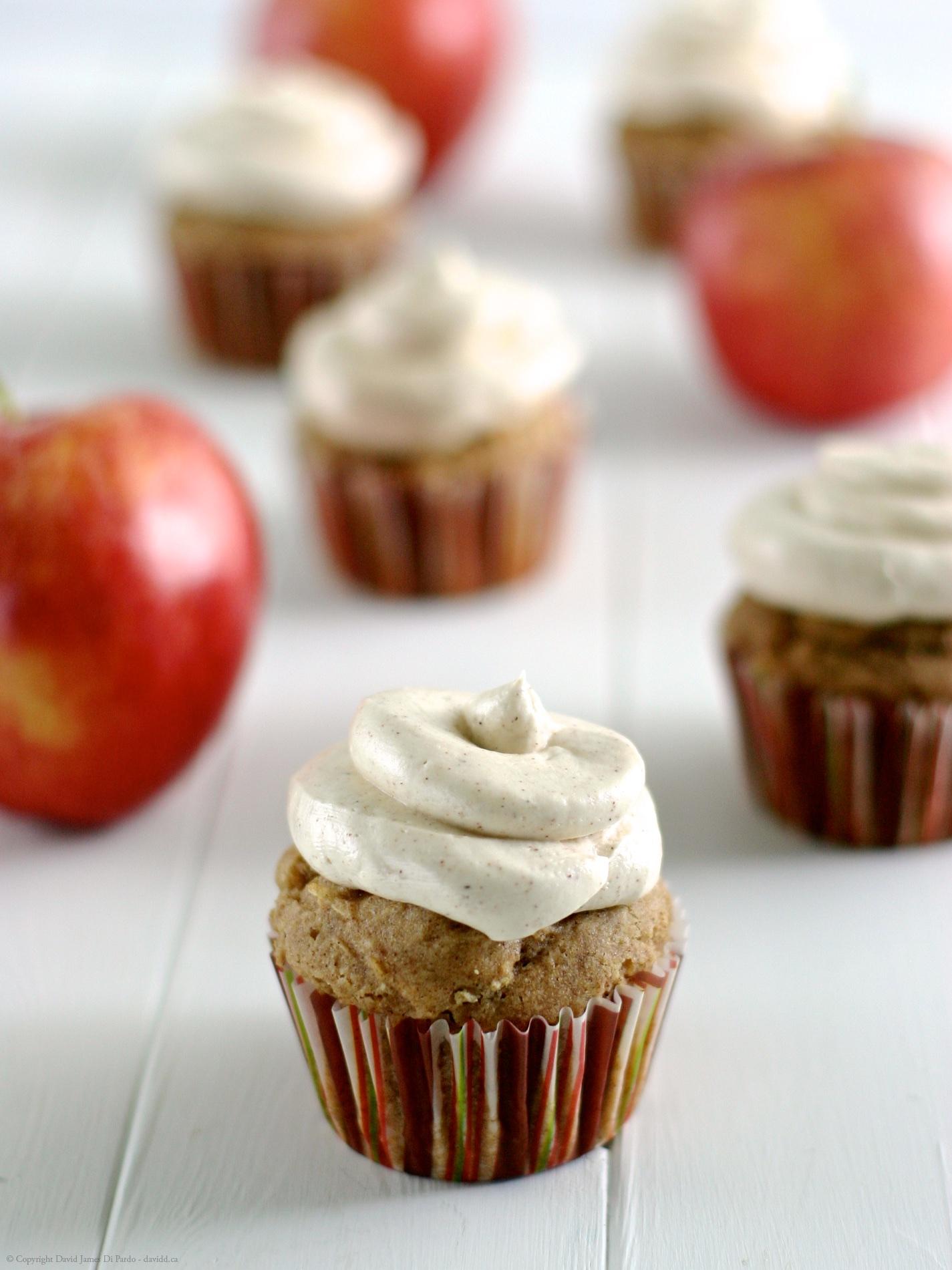 Apple and Cinnamon Cupcake Recipe