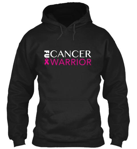 Cancer Warrior Hoodie