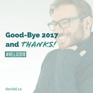 Goody-Bye 2017!