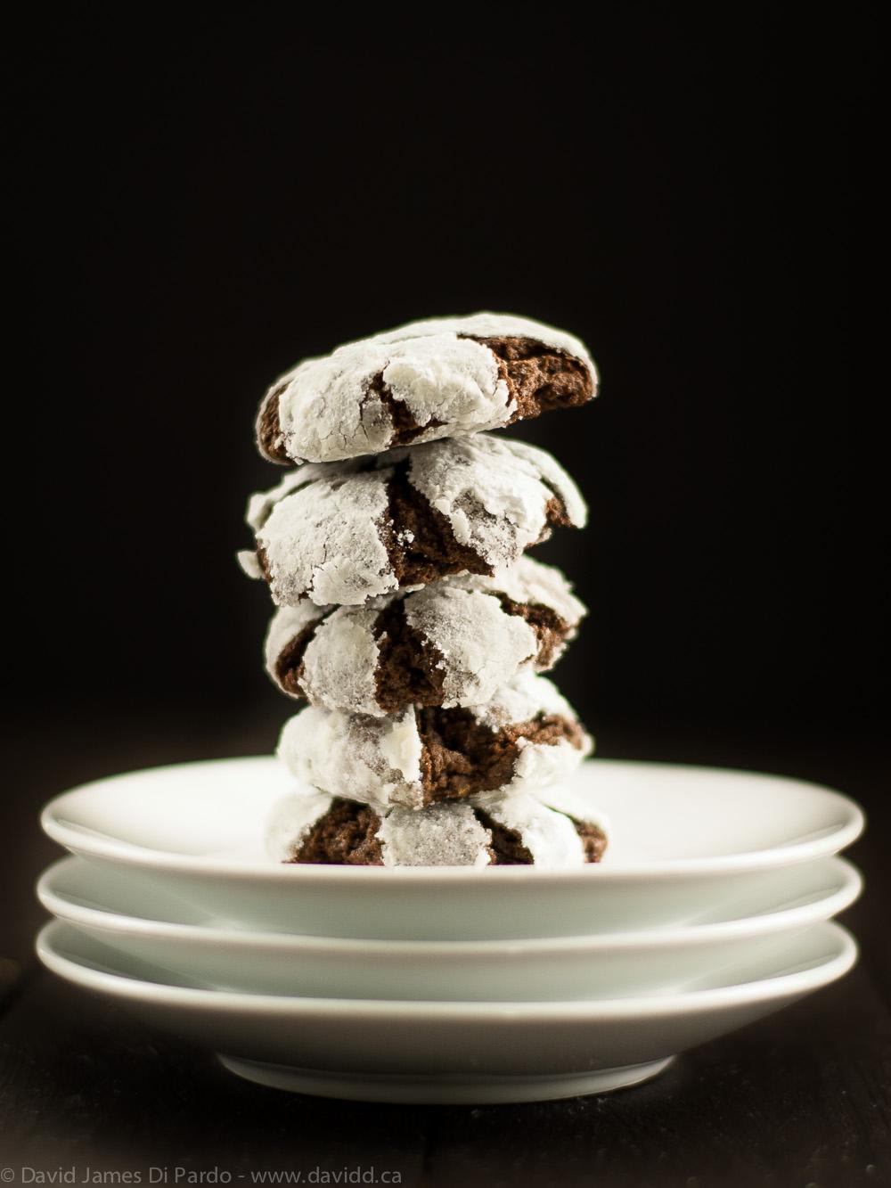 Vegan Chocolate Crinkles