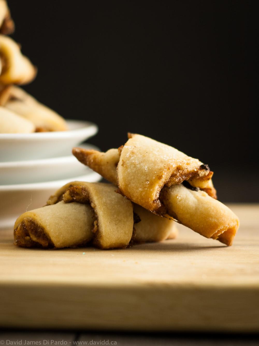 Rugelach Cookies