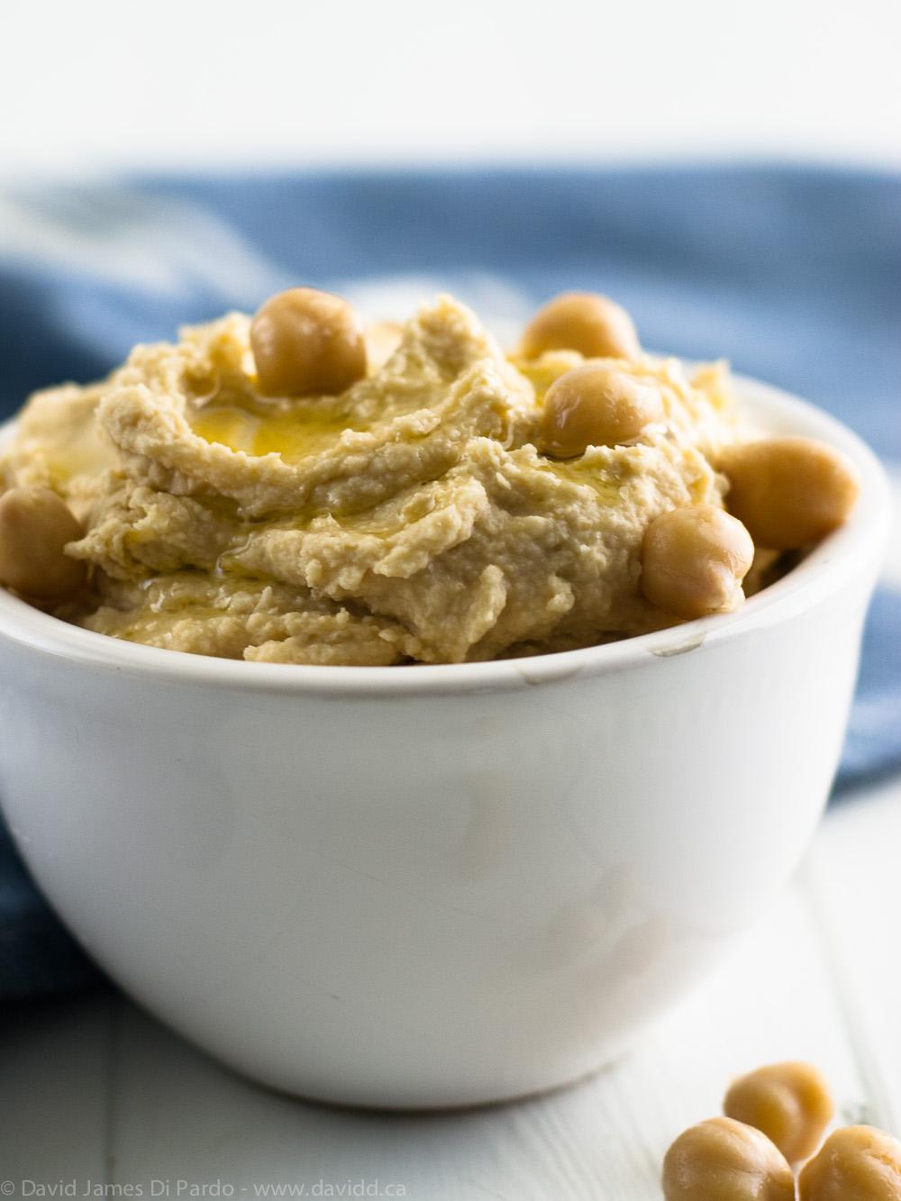 Easy Hummus Recipe
