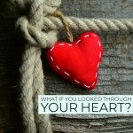 Look through your heart