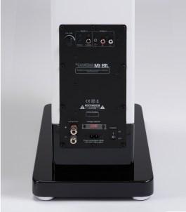 M-9 BTL loudspeakers rear view