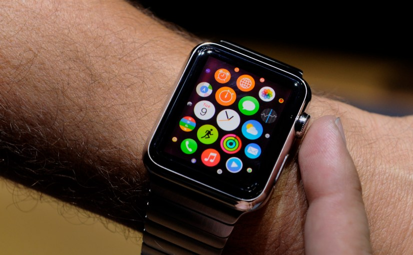 Why I think smartwatches will destroy cinemas