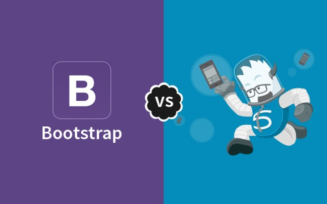 bootstrap vs Foundation