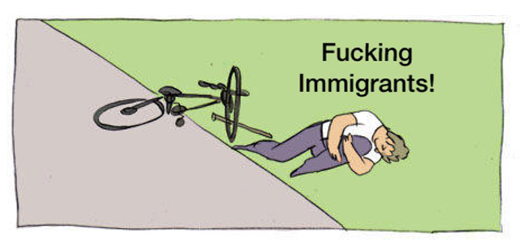 Fucking immigrants