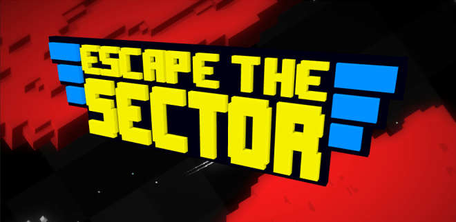 Escape the sector logo