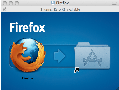 install firefox