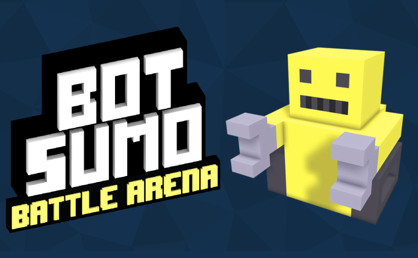 Introducing new BotSumo: Battle Arena