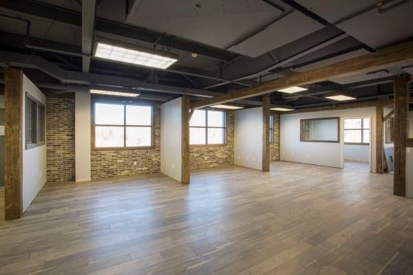 rustic modern office space Rustic Modern Office Space – David Dillon LLC