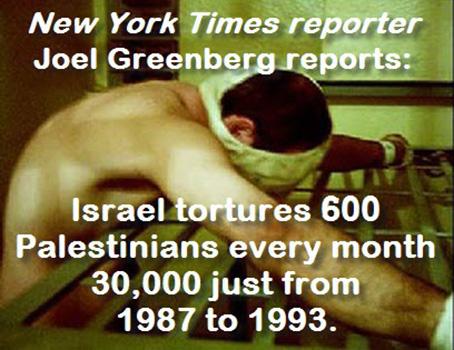israel-tortură