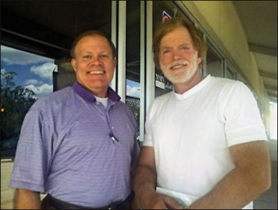Mark Dankof and David Duke