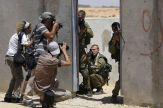 MIDEAST-ISRAEL-ARMY-DRILL