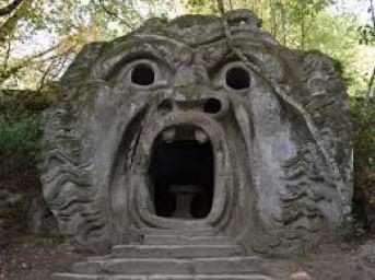 Parco dei Mostri - Wikipedia