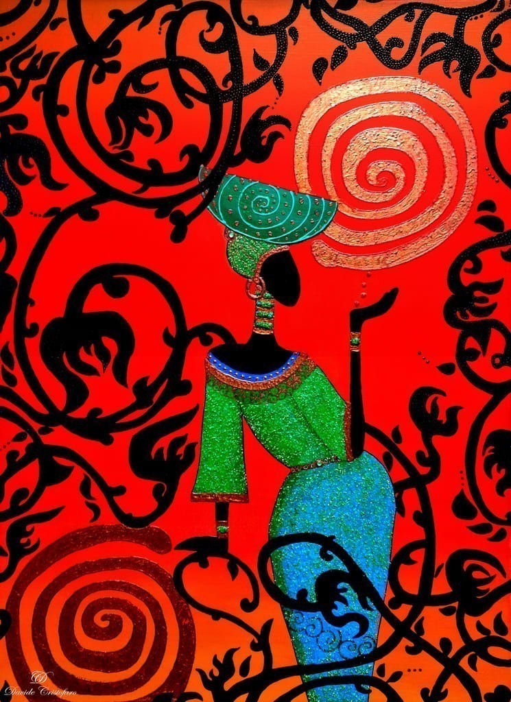 Estro Masai Tramonto