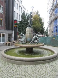 Fontana a Bonn