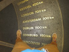 Hannover-Edimburgo: 950 km