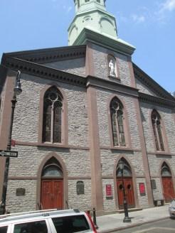 Chiesa a Chinatown