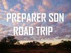 préparer road trip