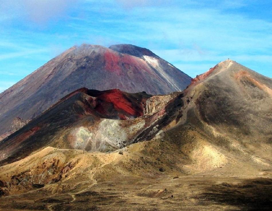 The Tongariro National Park
