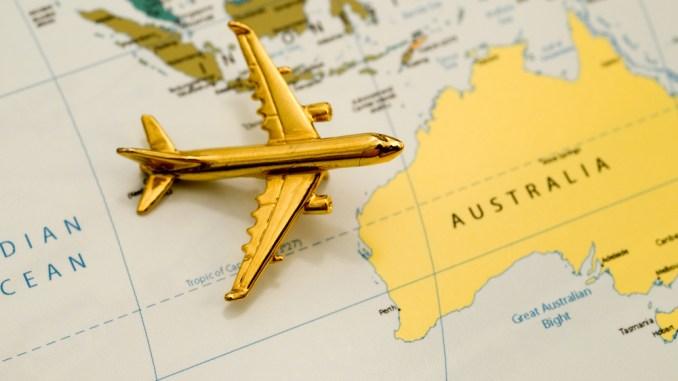 Billet avion Paris - Australie