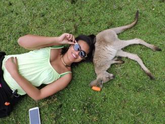 steffy en australie