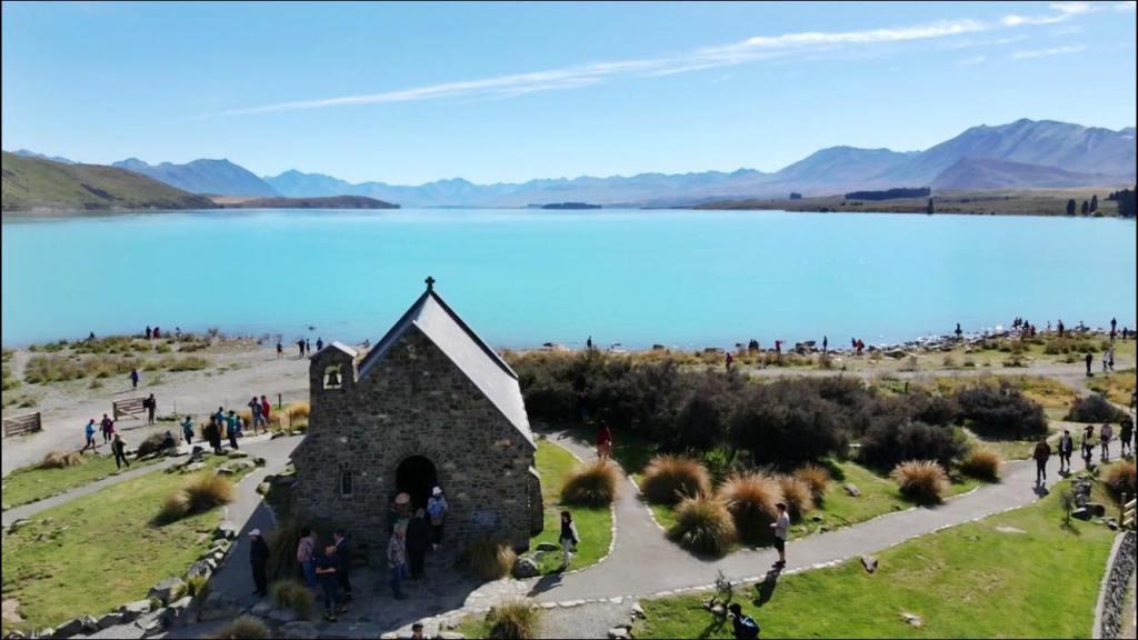 Résidente Permanente en Nouvelle-Zélande