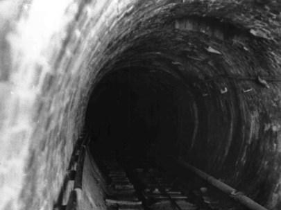 La discenderia della miniera