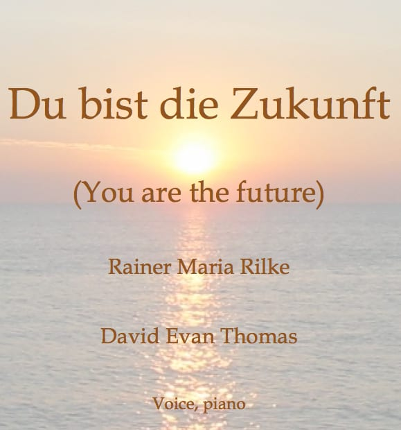 sunrise for song about the future