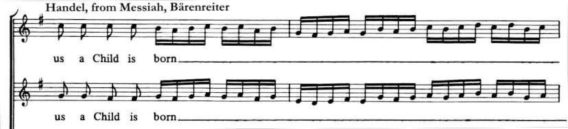 Handel Messiah excerpt