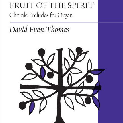 graphic of cross-tree for fruit of spirit