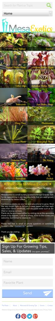Mesa-Exotics Mobile