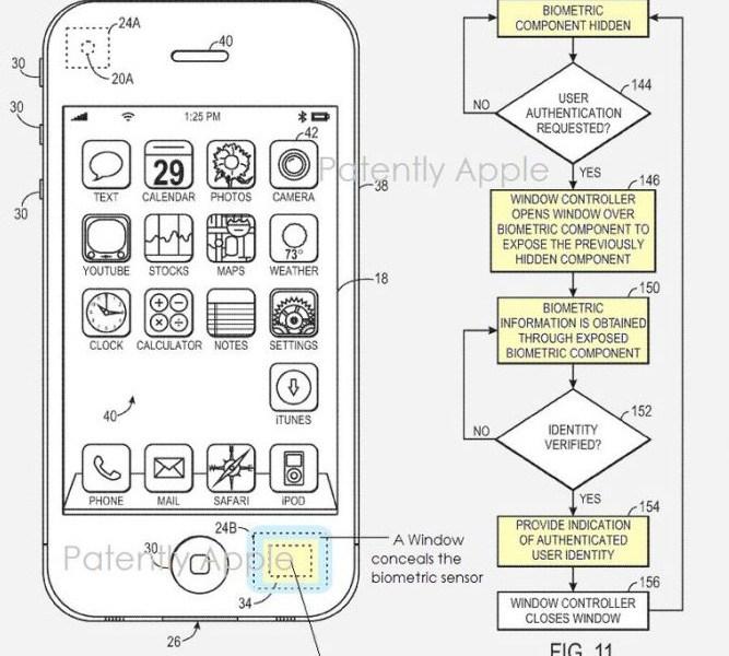 Apple Payment Patent