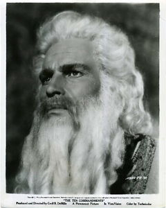 charlton heston old moses