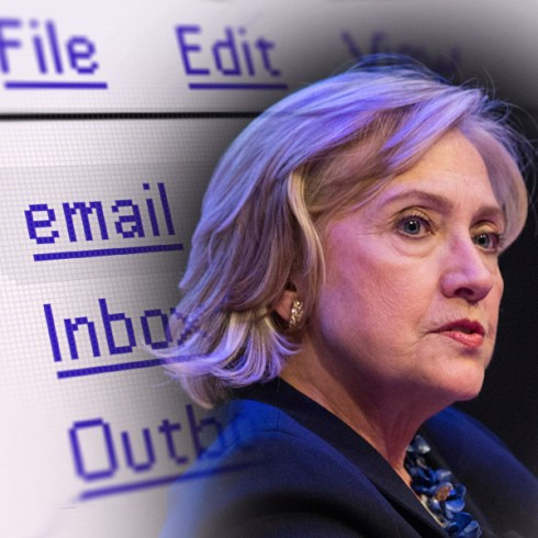 Hillary Clinton email controversy
