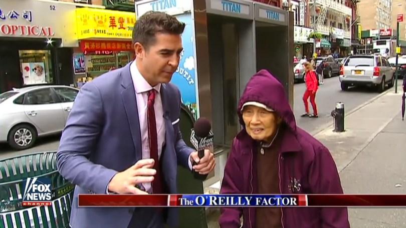 Chinatown bit burns Fox program