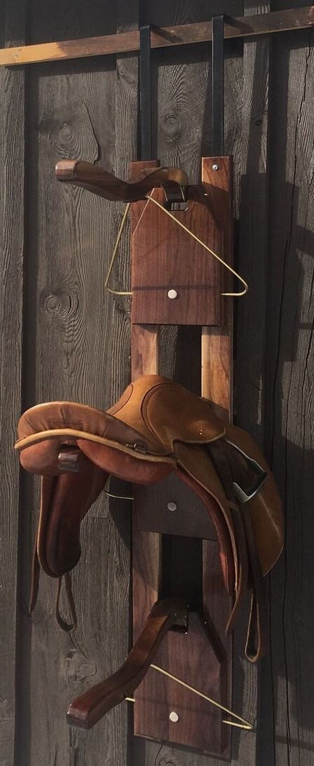 david r fowler custom tack trunks