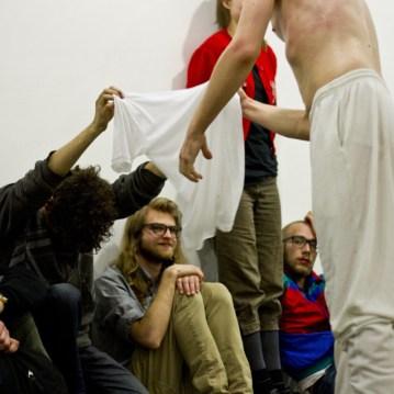 Careless Whisper David Frankovich Performance Art