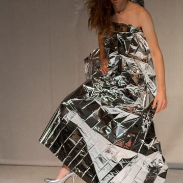 Silver David Frankovich Performance Art