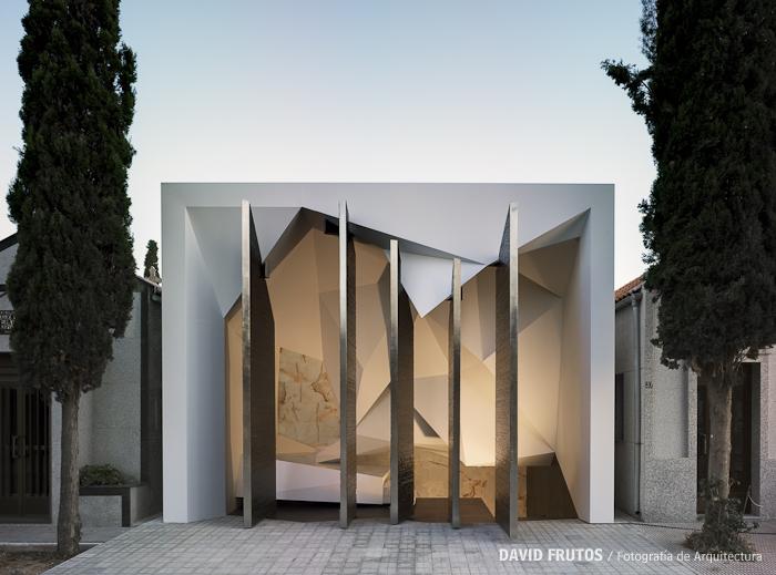 Panten Nube  Clavel arquitectos  David Frutos  Fotografia de Arquitectura